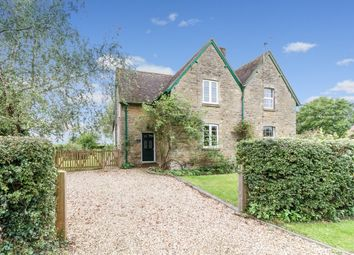 Thumbnail 2 bed semi-detached house to rent in Station Road, South Leigh, Witney