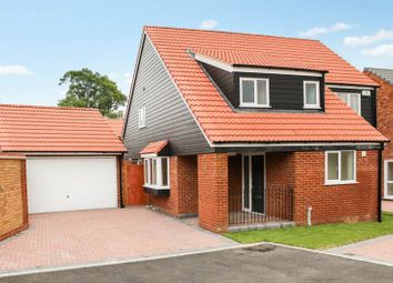 Thumbnail 4 bed detached house for sale in 45 Homestead Close, Rayleigh