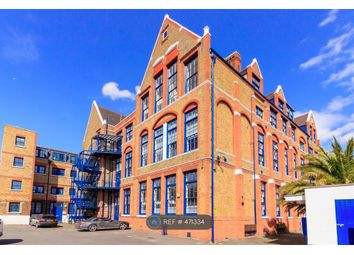 Thumbnail 1 bed flat to rent in Royal Gate Apartments, London