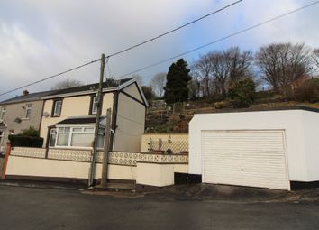 Thumbnail 3 bed semi-detached house for sale in Hyde Place, Llanhilleth, Abertillery