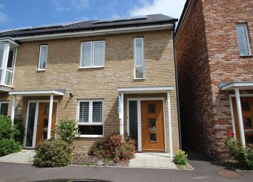 Thumbnail 2 bedroom terraced house for sale in Consort Gardens, East Cowes