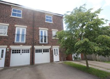 Thumbnail 4 bed town house for sale in Nursery Lane, Merrybent, N/R Darlington