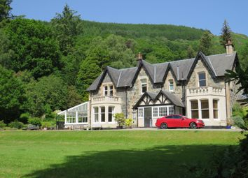 Thumbnail 3 bed flat for sale in Craigenveoch, Aberfoyle, Stirling