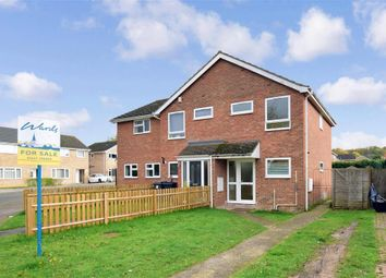 Thumbnail 2 bed semi-detached house for sale in Field Avenue, Canterbury, Kent