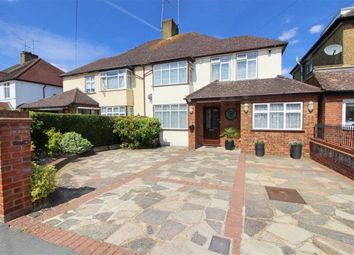 Oakwood Avenue, Borehamwood, Herts WD6. 3 bed semi-detached house