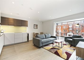 Thumbnail 2 bed flat to rent in Viridium Apartments, 264 Finchley Road, London