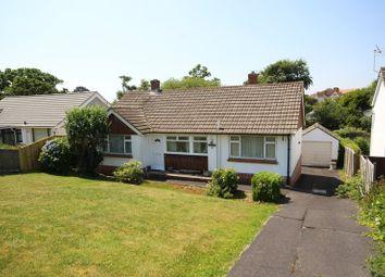 Thumbnail 2 bed detached bungalow for sale in Farm Lane South, Barton On Sea, New Milton