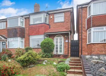 Thumbnail 3 bed semi-detached house for sale in Hembs Crescent, Great Barr, Birmingham