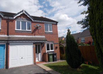 Thumbnail 3 bed semi-detached house to rent in Debdale Avenue, Lyppard Woodgreen, Worcester