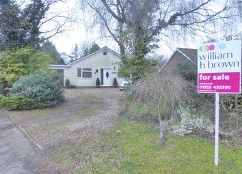 Thumbnail 3 bedroom detached bungalow for sale in Haugh Road, Banham, Norwich