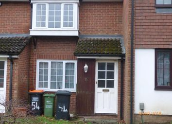 Thumbnail 2 bedroom terraced house to rent in Tennyson Avenue, Houghton Regis, Dunstable