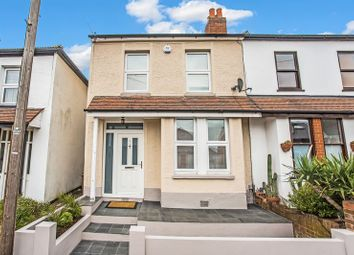 Thumbnail 3 bed semi-detached house for sale in Moreton Road, Worcester Park