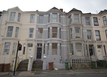 Thumbnail 4 bed flat for sale in Alexandra Road, Mutley, Plymouth