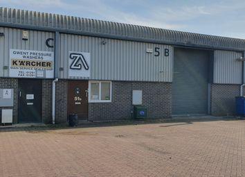 Thumbnail Industrial to let in Unit 51B, Severnbridge Industrial Estate, Caldicot
