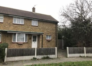 Thumbnail 3 bedroom end terrace house for sale in Archer Avenue, Southend-On-Sea