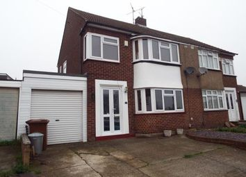 Thumbnail 3 bed semi-detached house for sale in Cypress Road, Rochester, Kent