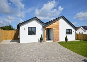 Thumbnail 3 bed bungalow for sale in Linden Way, Pennington, Lymington