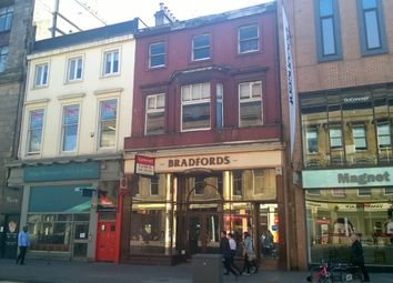 Thumbnail Retail premises for sale in 245 Sauchiehall Street, Glasgow