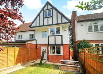 Thumbnail 4 bed semi-detached house for sale in Whiteknights Road, Reading, Berkshire