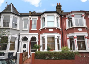 Thumbnail 4 bedroom terraced house for sale in Frobisher Road, Harringay