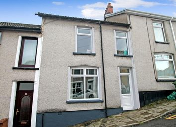 Thumbnail 3 bed terraced house for sale in Edmunds Street, Pontlottyn, Bargoed, Caerphilly Borough