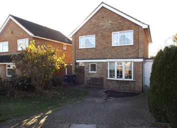 Thumbnail 3 bedroom detached house for sale in Hazelwood Close, Luton, Bedfordshire