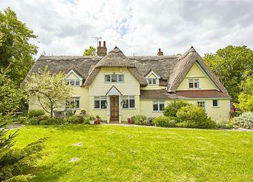 Thumbnail Cottage for sale in Newton Drive, Sawbridgeworth, Hertfordshire