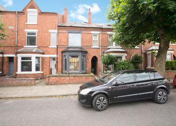 Thumbnail 3 bed terraced house for sale in Derbyshire Lane, Hucknall, Nottingham