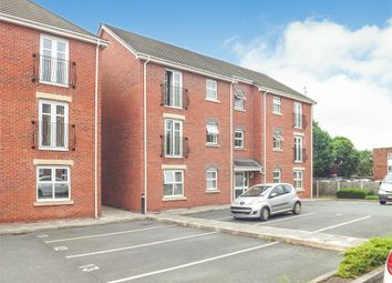 Thumbnail 2 bed flat for sale in Bridgewater Close, Frodsham, Cheshire