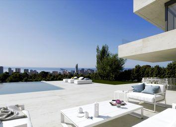 Thumbnail 4 bed villa for sale in Oslo 03509, Finestrat, Alicante