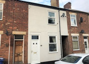 Thumbnail 2 bed terraced house for sale in Edward Street, Burton-On-Trent, Staffordshire