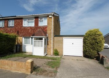 Thumbnail 3 bed end terrace house for sale in St. Richards Road, Walmer, Deal