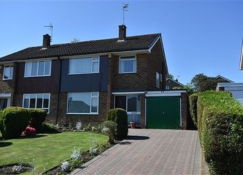 Thumbnail 3 bed semi-detached house for sale in Woodbank Drive, Wollaton