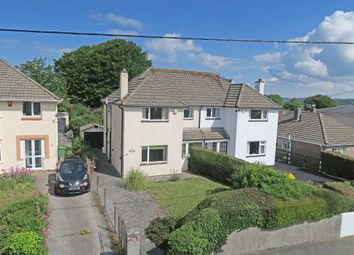 Thumbnail 3 bed semi-detached house for sale in Underlane, Plymstock, Plymouth, Devon