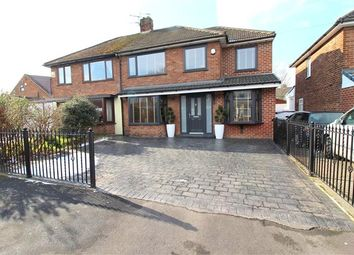 Thumbnail 3 bed property for sale in Coniston Drive, Preston