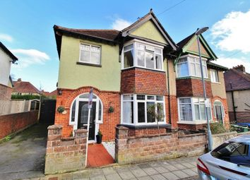Thumbnail 3 bedroom semi-detached house for sale in St. Matthews Road, Cosham, Portsmouth
