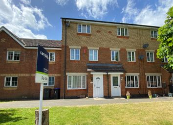 Thumbnail 3 bed terraced house for sale in Timken Way, Daventry