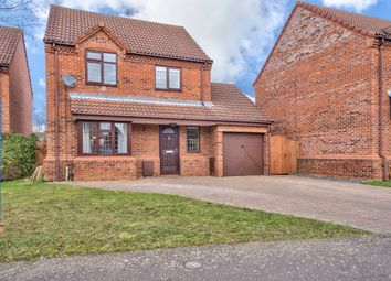 Thumbnail 3 bed detached house for sale in Cornwallis Drive, St. Neots, Cambridgeshire