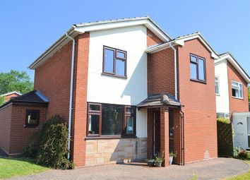 Thumbnail 3 bed detached house for sale in The Paddock, Lichfield