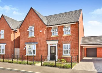 Thumbnail 4 bed detached house for sale in Memorial Road, Horsford, Norwich