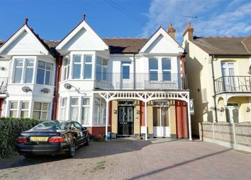Thumbnail 4 bed flat for sale in First Avenue, Westcliff On Sea, Essex