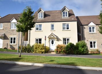 Thumbnail 5 bedroom detached house for sale in The Mead, Keynsham, Bristol