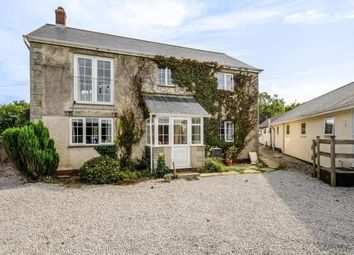 Thumbnail 3 bedroom detached house for sale in Gwinear, Hayle, Cornwall