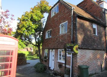 Thumbnail 2 bedroom property to rent in High Street, Chipstead, Kent