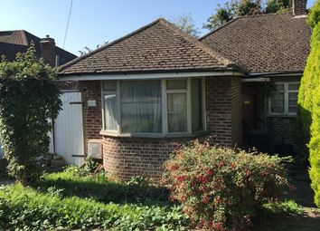 Thumbnail 2 bed bungalow for sale in Langford Road, Cockfosters, Hertfordshire