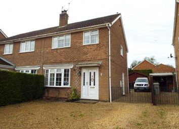 Thumbnail 3 bed semi-detached house for sale in Gatehouse Lane, South Luffenham, Oakham, Rutland