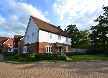Thumbnail 4 bed detached house for sale in Haine Close, Horley
