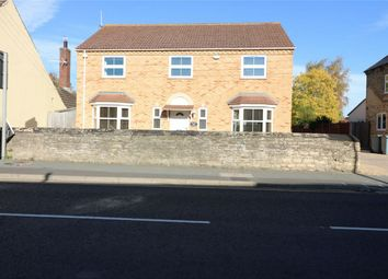 Thumbnail 4 bed detached house for sale in Bridge Street, Deeping St James, Market Deeping, Lincolnshire