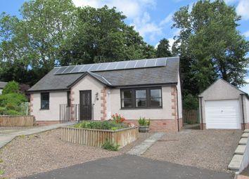 Thumbnail 3 bedroom detached bungalow for sale in 2 Jean Lawrie Court, St Boswells