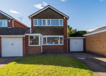 3 bed detached house for sale in Tyrley Close, Compton, Wolverhampton WV6